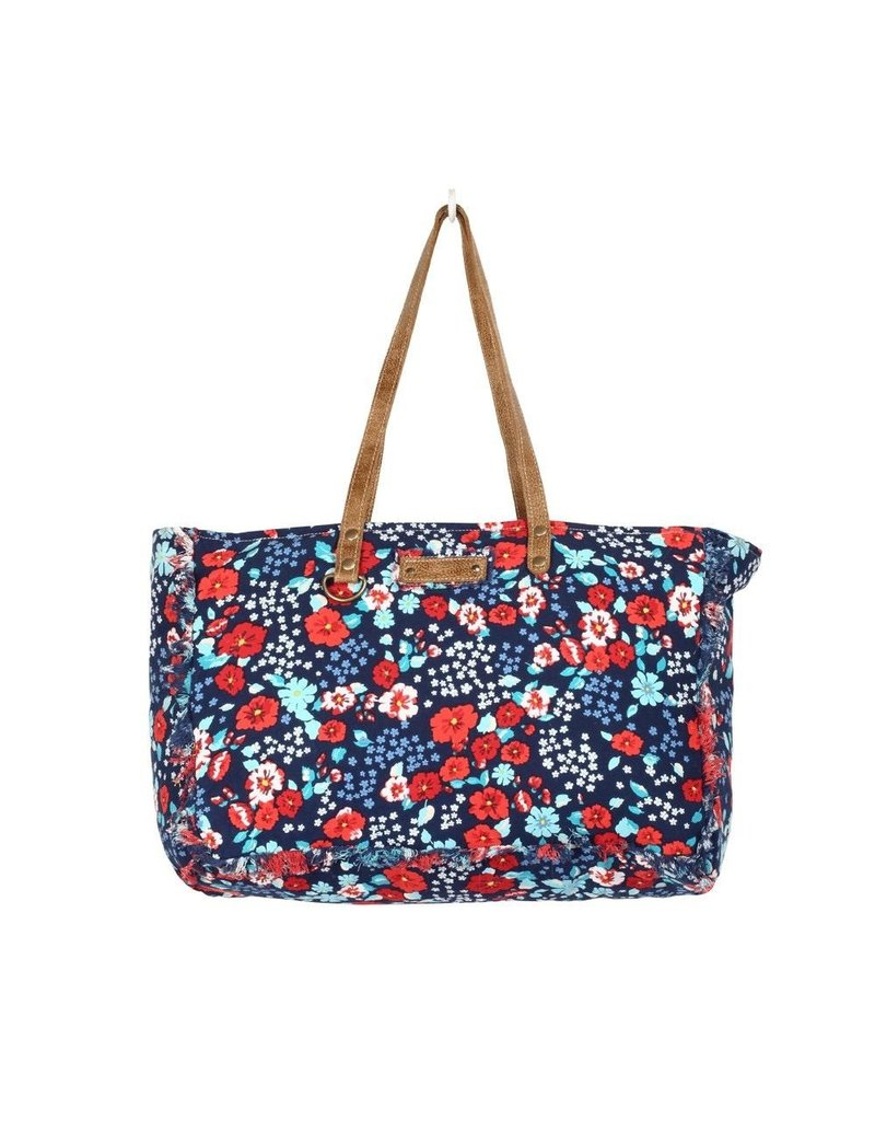 Myra Bag Weekender Bag-Flamboyant Floral Myra