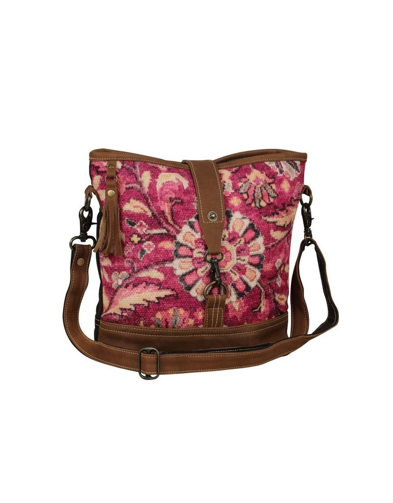 Myra Bag Shoulder Bag-Myra Pink Exuberance