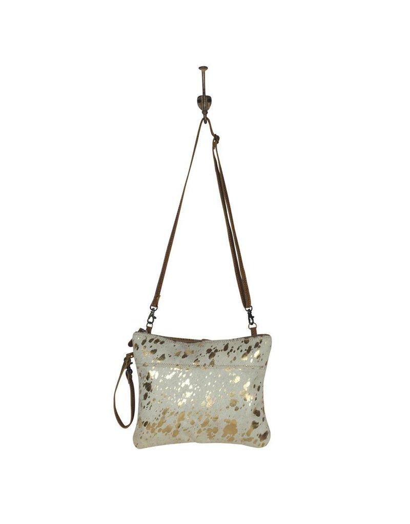 Myra Bag Crossbody Bag-Myra Golden Sassy