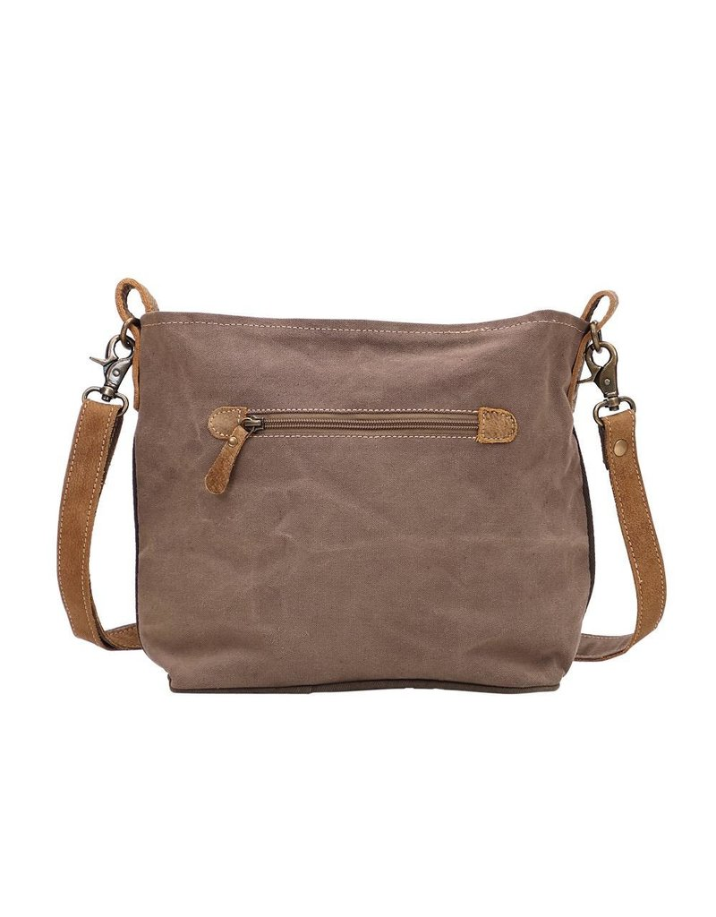 Myra Bag Shoulder Bag-Myra Gray Dove