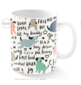 Petshop Dog Lovers Coffee Mug
