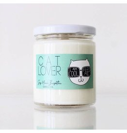 Soy Much Brighter Soy Much Brighter Candle,- CAT LOVER