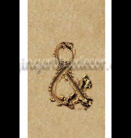 Ginger Blue Magnet-Sand Ampersand - &