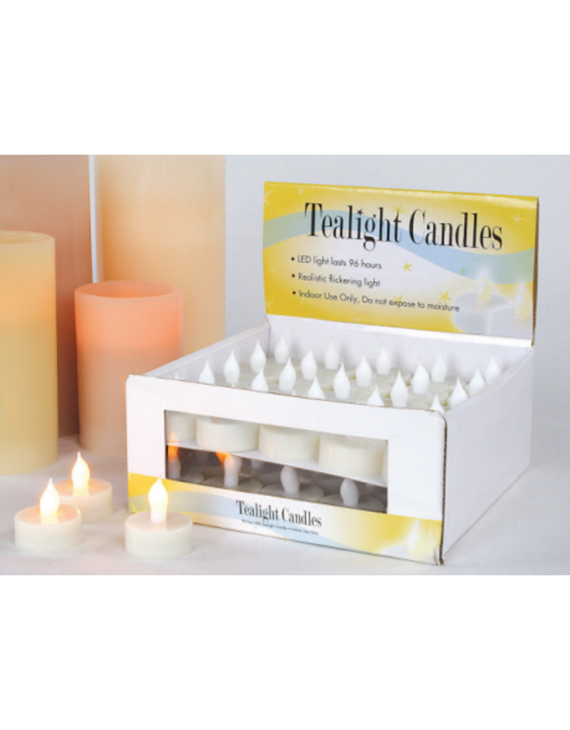 Candles - LED Tealight