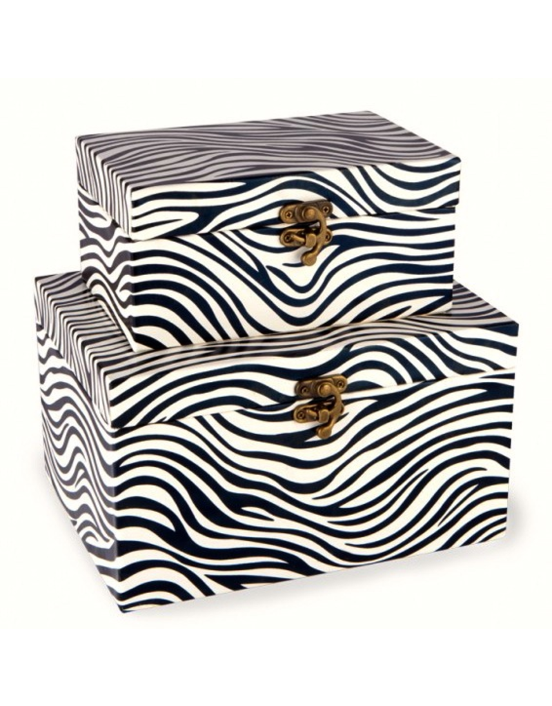 Wild Eye Designs Zebra Box Set