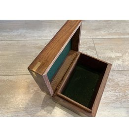 Brass inlay Wooden Box
