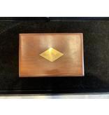 Brass inlay Wooden Box