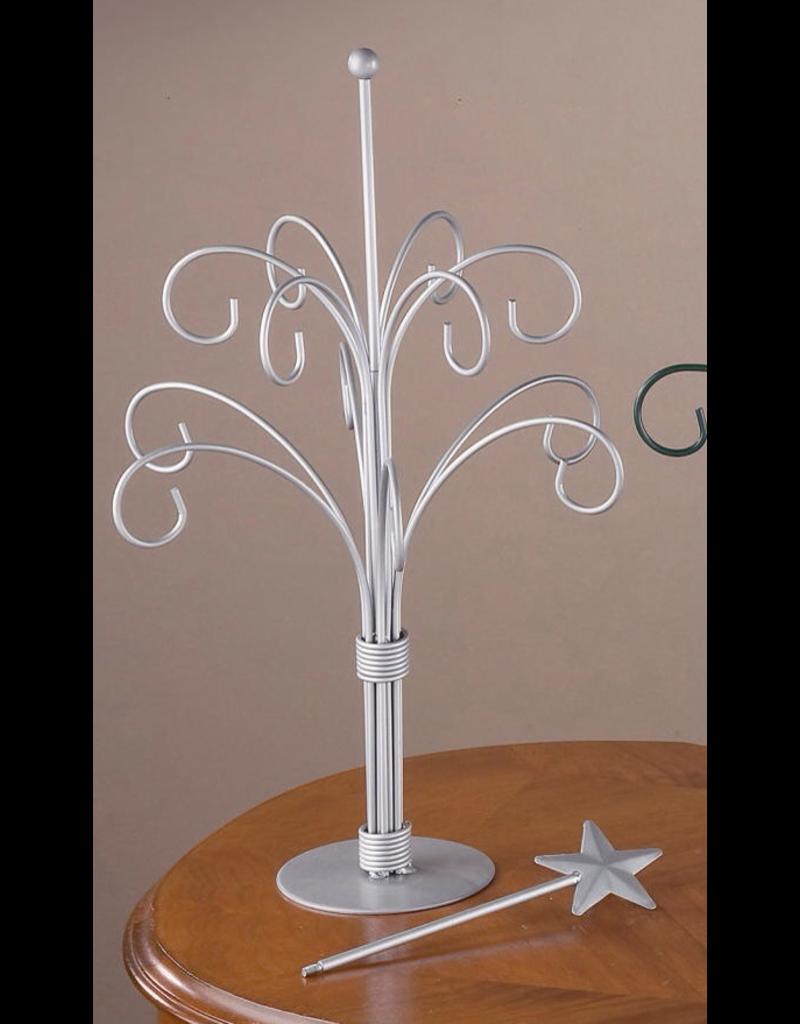 Tripar Int Silver Ornament Tree