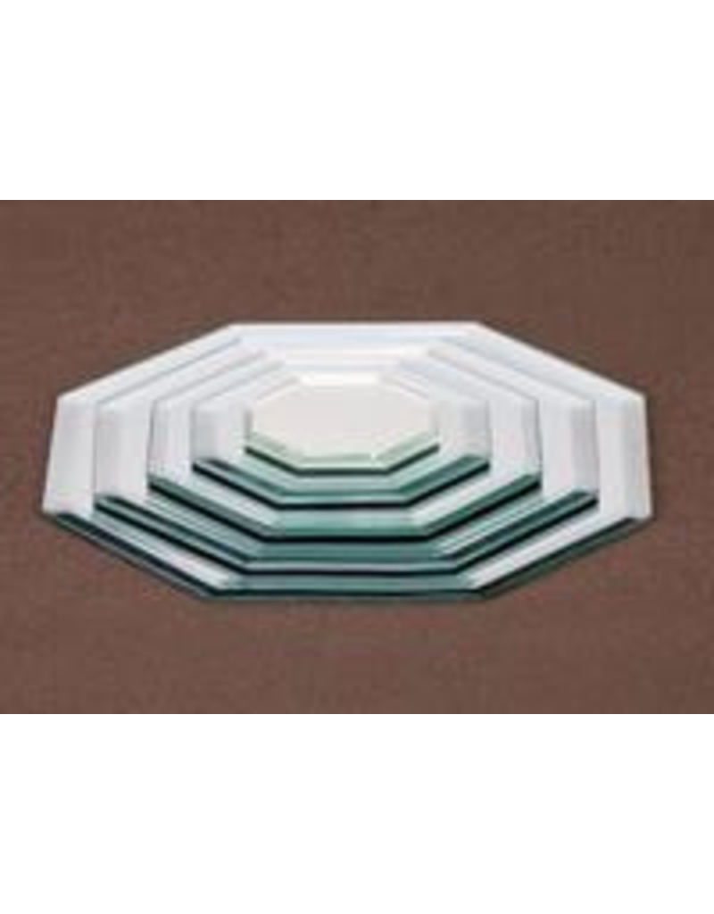 "Tripar Int 2"" Octagonal Mirror<br /> Octagonal Mirror"