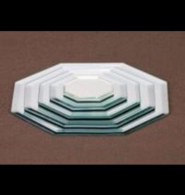 "Tripar Int 4"" Octagonal Mirror"