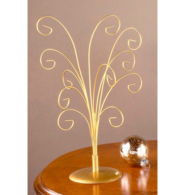 Tripar Int Gold Ornament Tree