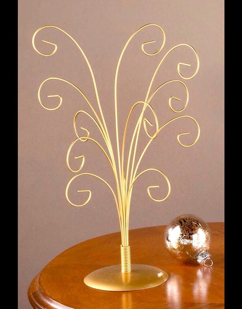 Tripar Int Gold Ornament Tree
