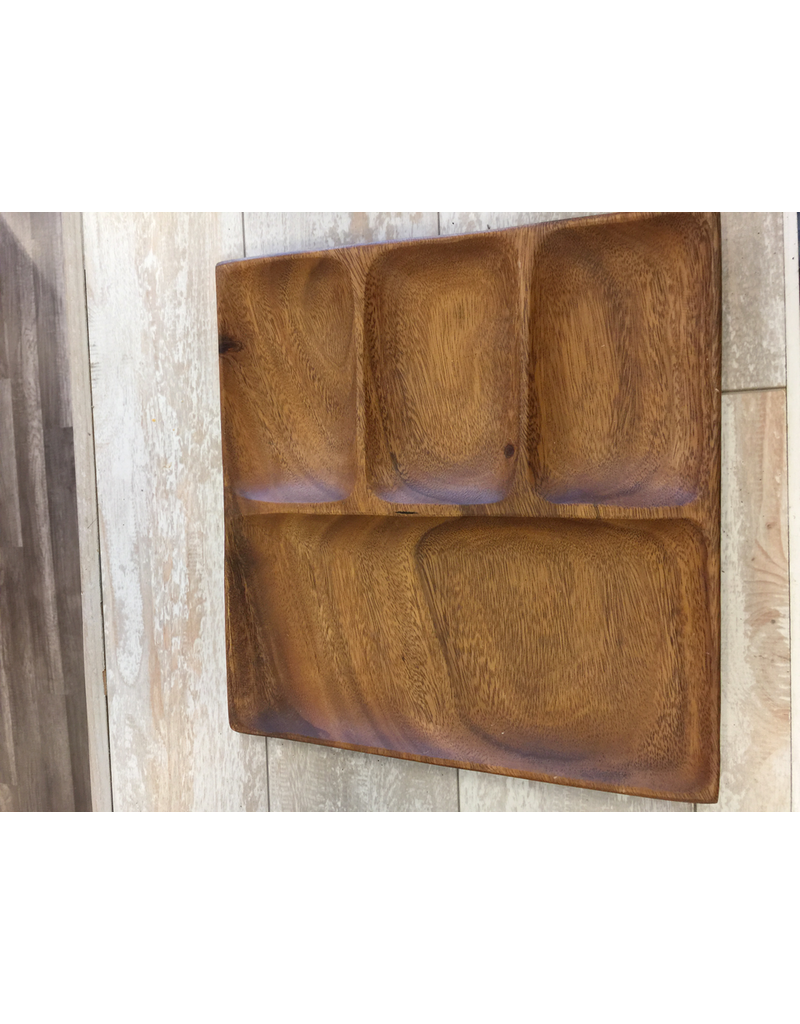 Cargo Collections Wooden Serving Tray-Small
