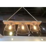 Egg Basket Light Fixture