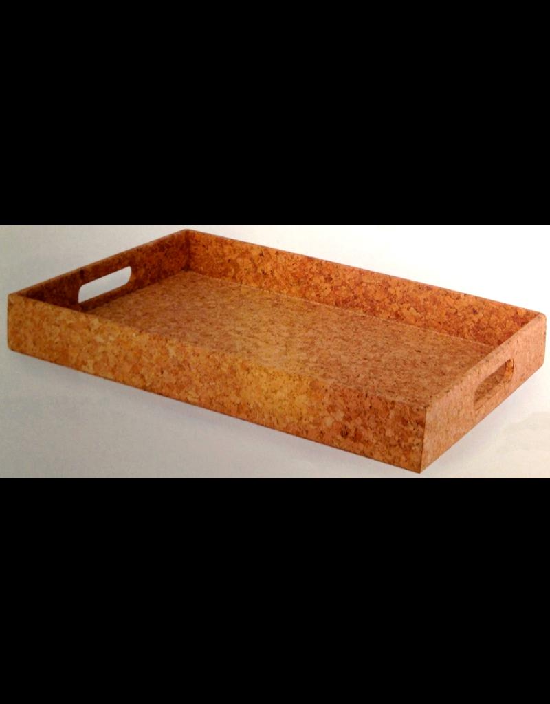 Wild Eye Designs Cork Tray - Poinsettia