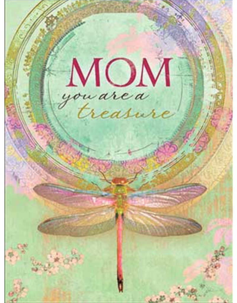 Leanin Tree Mothers Day Card: You are a Treasure