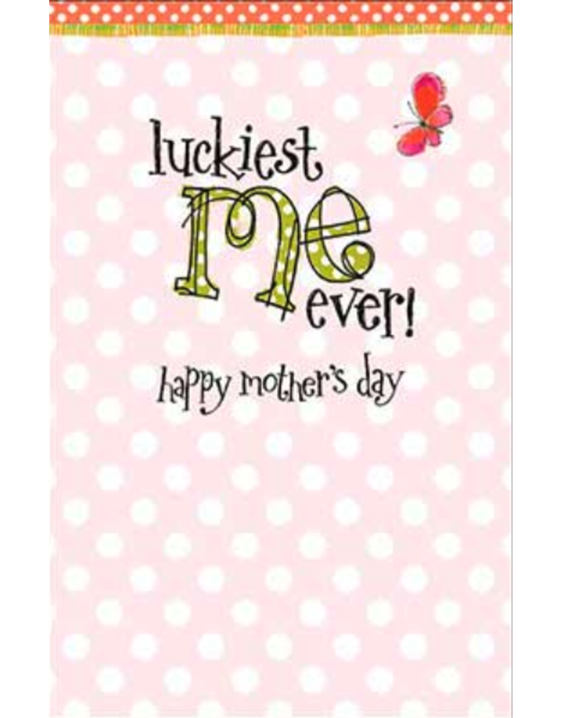 Leanin Tree Mothers Day Card: Best Mom Ever