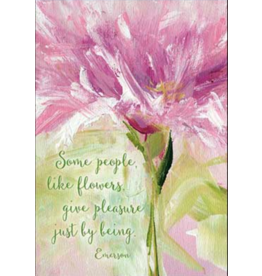 Leanin Tree Mothers Day Card: Some People Like Flowers