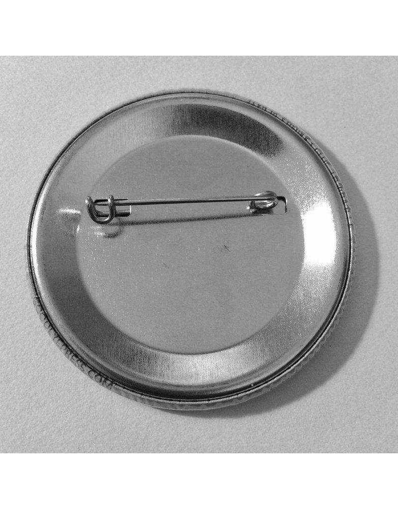 Good Eye Press Pinback Button-Hello Darkness My Old Friend