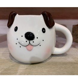 Mug-Happy Dog