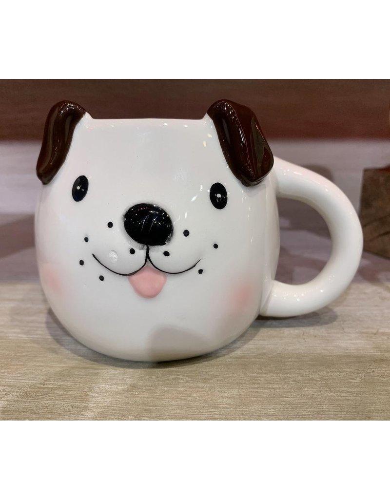 Mug-Happy Dog