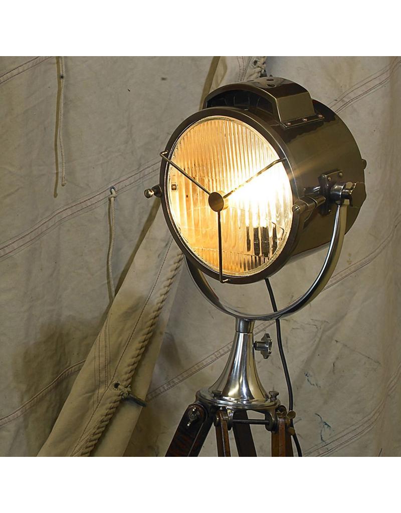 Authentic Models Coast Guard Patrol Spotlight-Vintage Reproduction