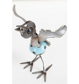 Yardbirds Metal Art-CK Blue Bird