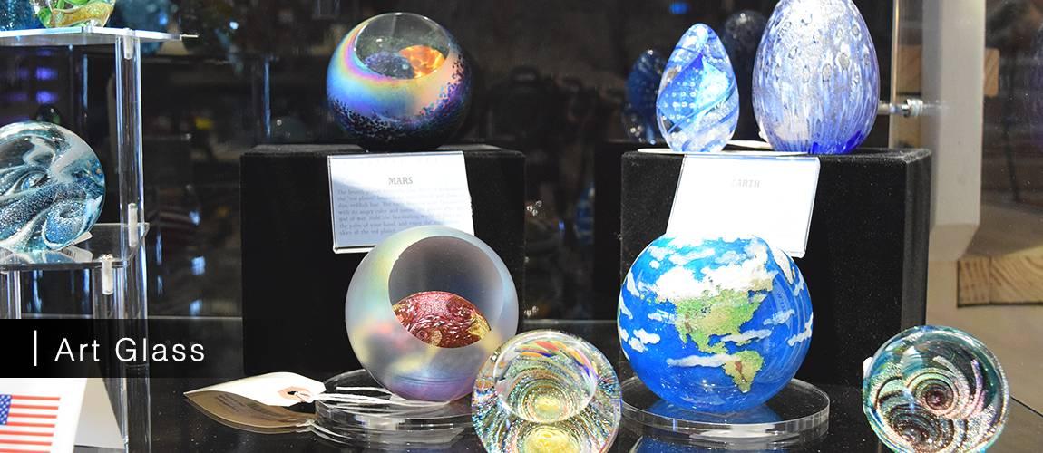 Cargo Art Glass