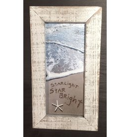 LisArt Framed Waves-'Star Light Star Bright'