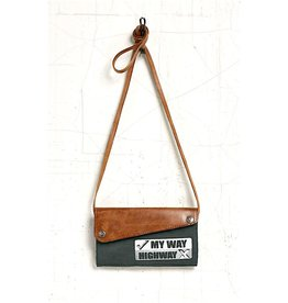 Mona B Crossbody Wallet-'My Way'