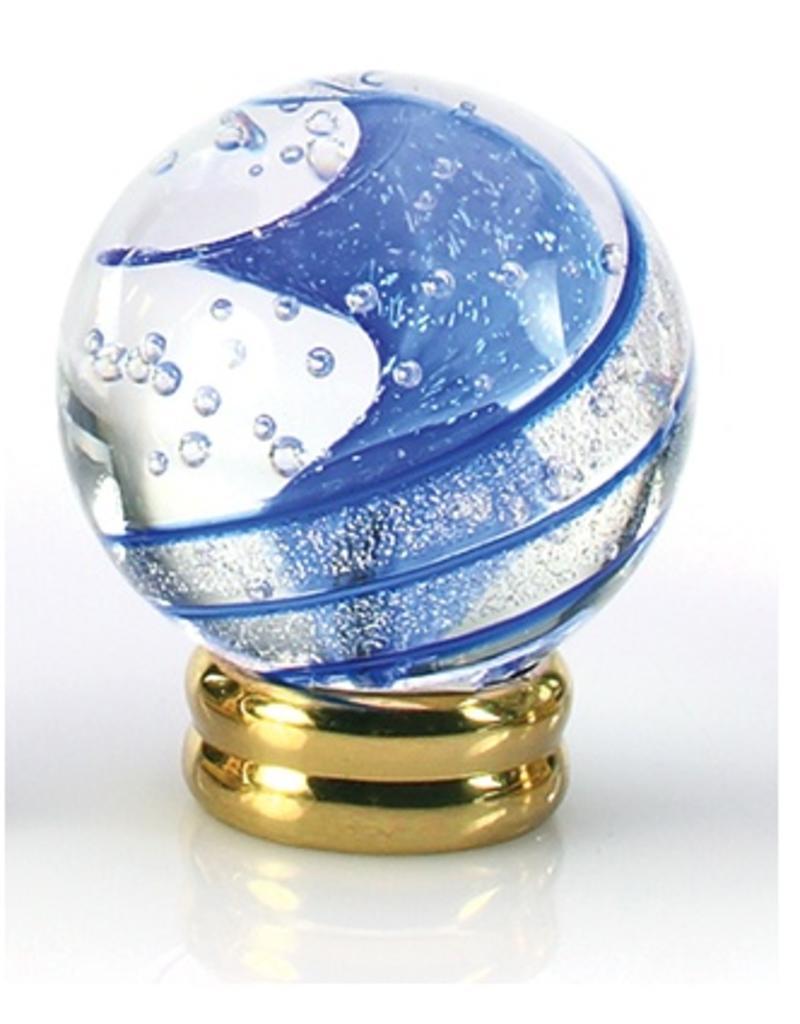 """Glass Eye Studios Stand - Brass 1"""" Ring"""