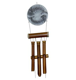 Cohasset Harmony Wind Chime-Bonefish Dots