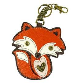 Chala Bags Key Fob, Coin Purse-Chala Fox