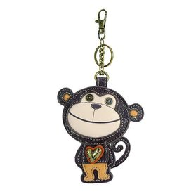 Chala Bags Key Fob-Smartie Monkey