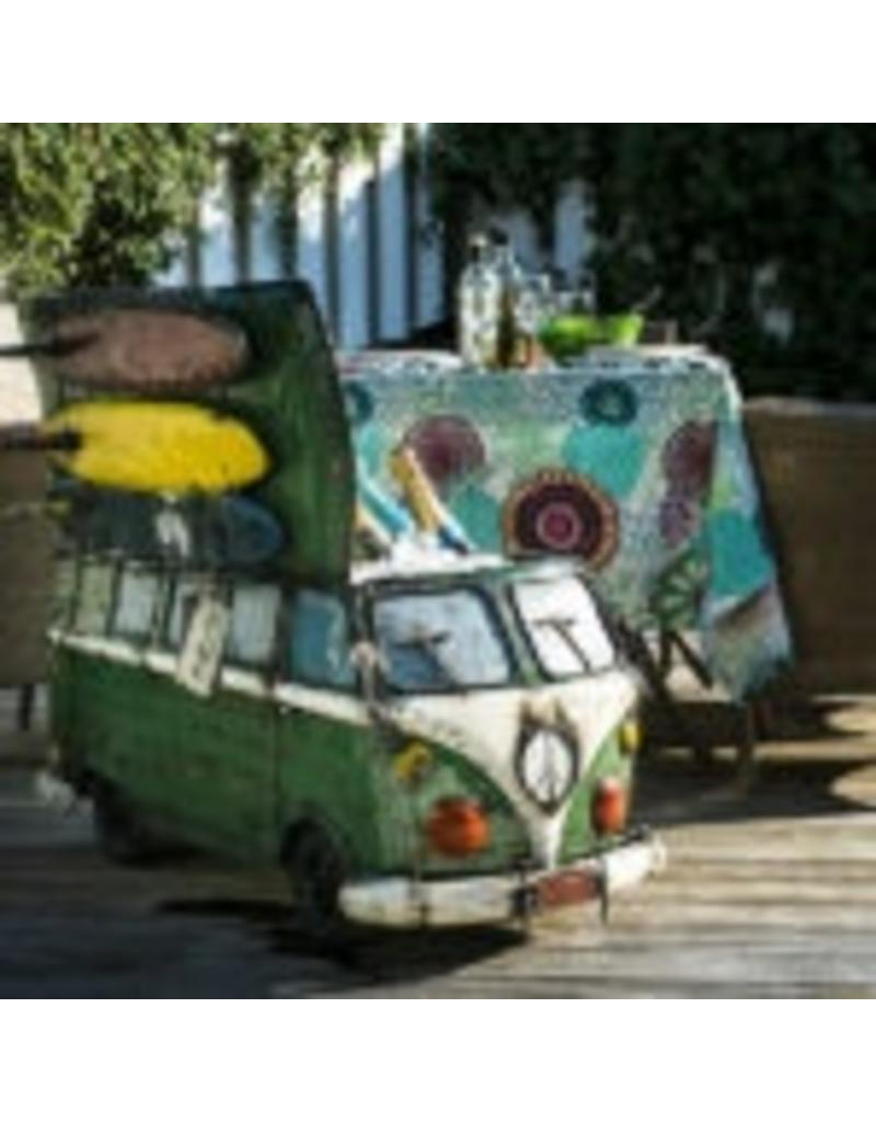 Think Outside Kool Kombi VW Bus Cooler-DARK GREEN
