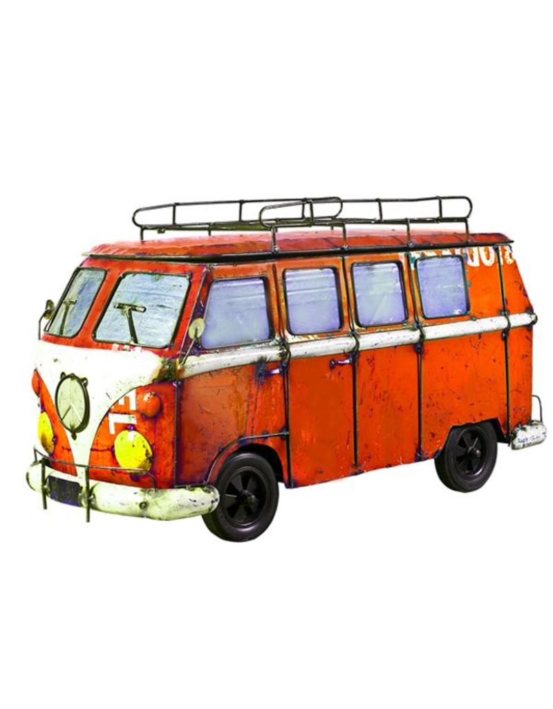Think Outside Kool Kombi VW Bus Cooler-ORANGE