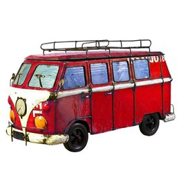Think Outside Kool Kombi Cooler-RED Recycled Metal Art