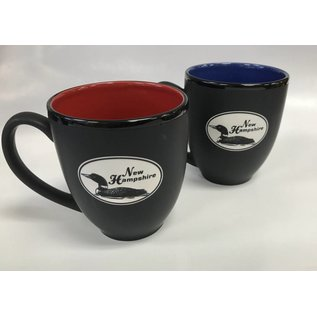 Glass Graphics New Hampshire Bistro Mug