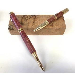 Wolfgang Liskow Wood Gel Pen
