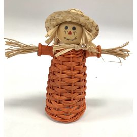 Diane Perry-Mann Woven Scarecrow Decoration