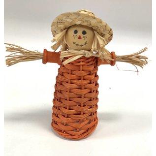 Diane Perry-Mann Woven Scarecrow Decoration