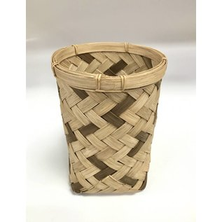 Diane Perry-Mann Twill Utensil Basket
