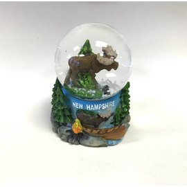 Eastern Illustrating Mini New Hampshire Snow Globe