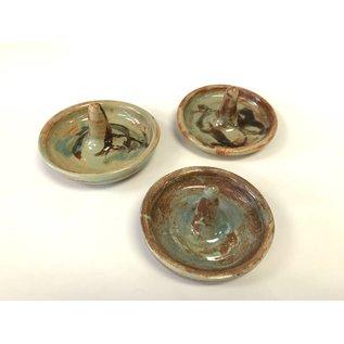Lorraine Bauman Pottery Ring Holder