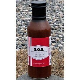SOS - Steve's Original Sauces Kentucky Barbecue Sauce