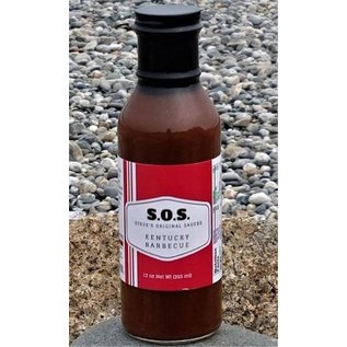 SOS - Steve's Original Sauces Kentucky Barbecue Sauce