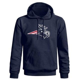 Woods & Sea Patriots Moose Crew Sweatshirt