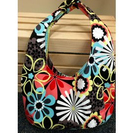 Bags By Melanie Fabric Hobo Bags