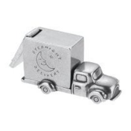 Danforth Pewter Pewter Keepsake Tooth Fairy Truck