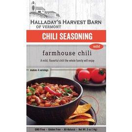 Halladay's Barn Farmhouse Chili Seasoning Mix - Mild